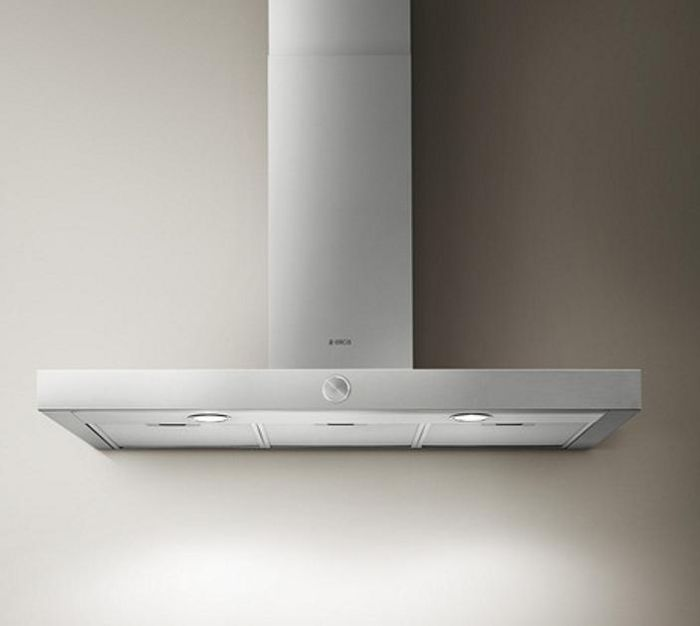 Elica Chimney Hood ALPHA-60-SS - Stainless Steel Image 1
