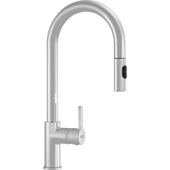 Franke Pull Out Spray Tap ARENAPSS - Silk Steel Image 1