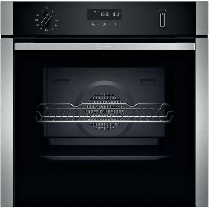 NEFF Single Oven Electric B2ACH7HH0B - Stainless Steel Image 1