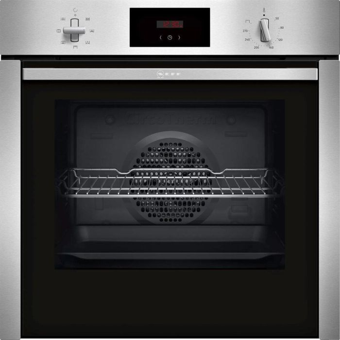 NEFF Single Oven Electric B3CCC0AN0B - Stainless Steel Image 1