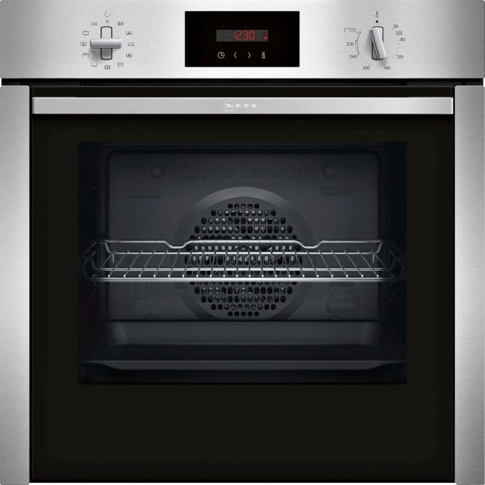 NEFF Single Oven Electric B6CCG7AN0B - Stainless Steel Image 1