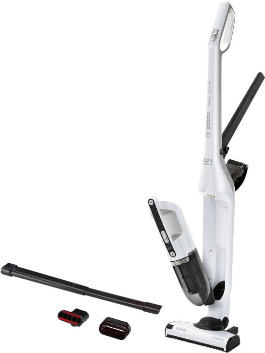 Bosch Upright Cleaner BBH3251GB - White Image 1