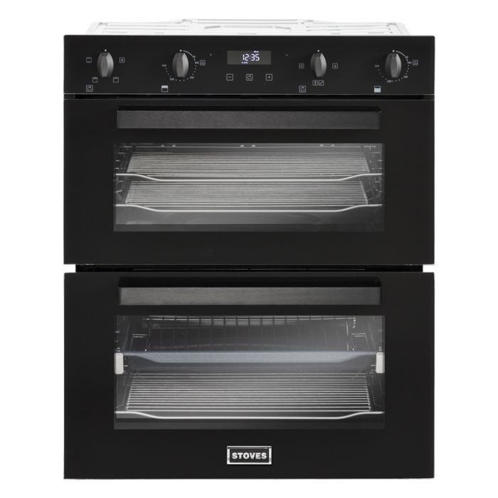 Stoves Double B/U Oven Electric BI702MFCT - Various Colours Image 1
