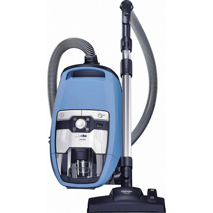 Miele Cylinder Cleaner BLIZZARD-CX1-POWERLINE - Blue Image 1