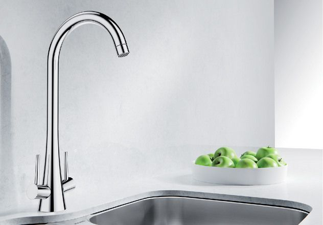 Blanco Tap BM3060BS - Brushed Steel Image 1