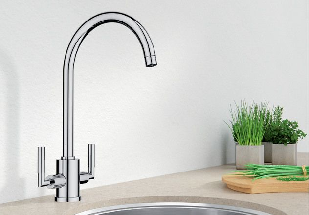 Blanco Tap BM5300BS - Brushed Steel Image 1