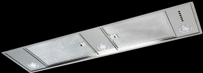 Westin Canopy Hood CACHE1100-RC-SEM8 - Stainless Steel Image 1