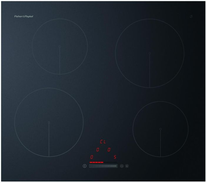 Fisher & Paykel Induction Hob CI604CTB1 - Black Image 1