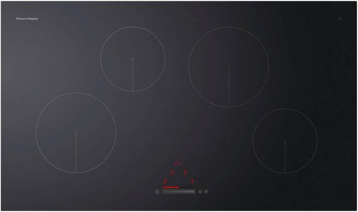 Fisher & Paykel Induction Hob CI904CTB1 - Black Image 1