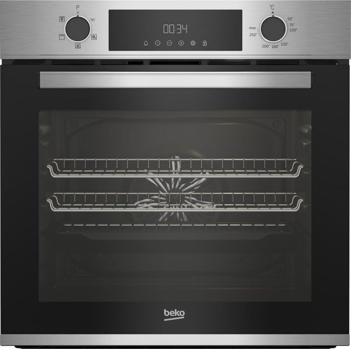 Beko Single Oven Electric CIFY81X - Stainless Steel Image 1
