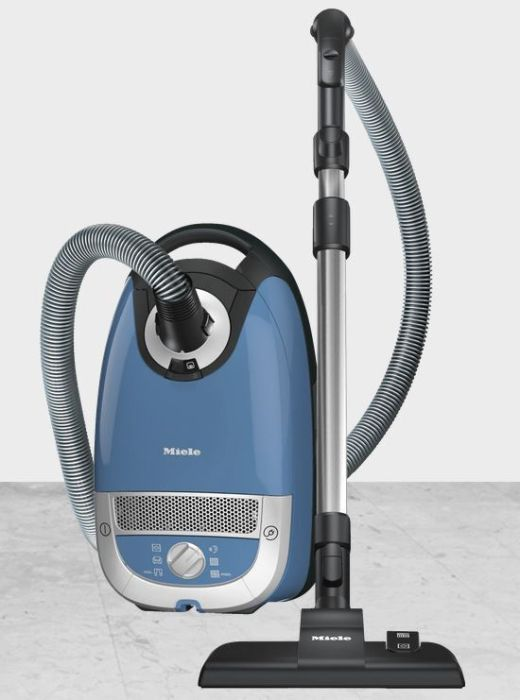 Miele Cylinder Cleaner COMPLETE-C2-ALLERGY-EX-DISPLAY - Tech Blue Image 1