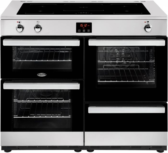 Belling Range Cooker Induction COOKCENTRE-110EI - Various Colours Image 1