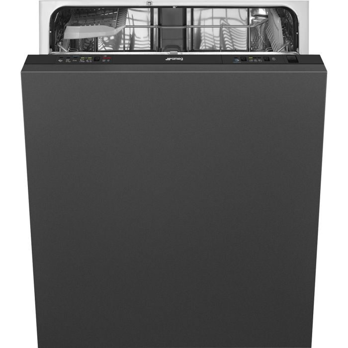 Smeg Built In 60 Cm Dishwasher Fully DI13M2 - Fully Integrated Image 1