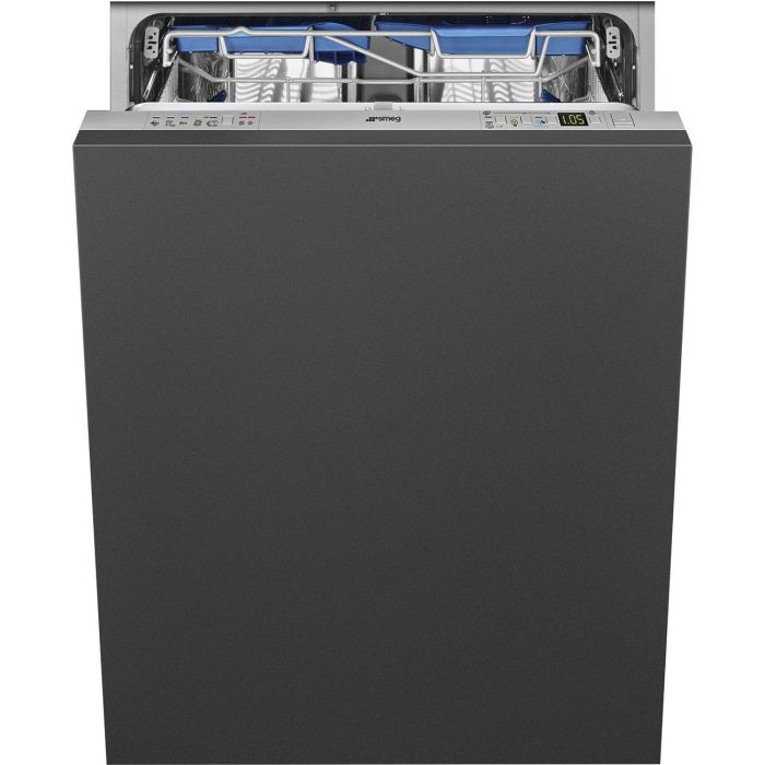 Smeg Built In 60 Cm Dishwasher Fully DI13TF3 - Fully Integrated Image 1
