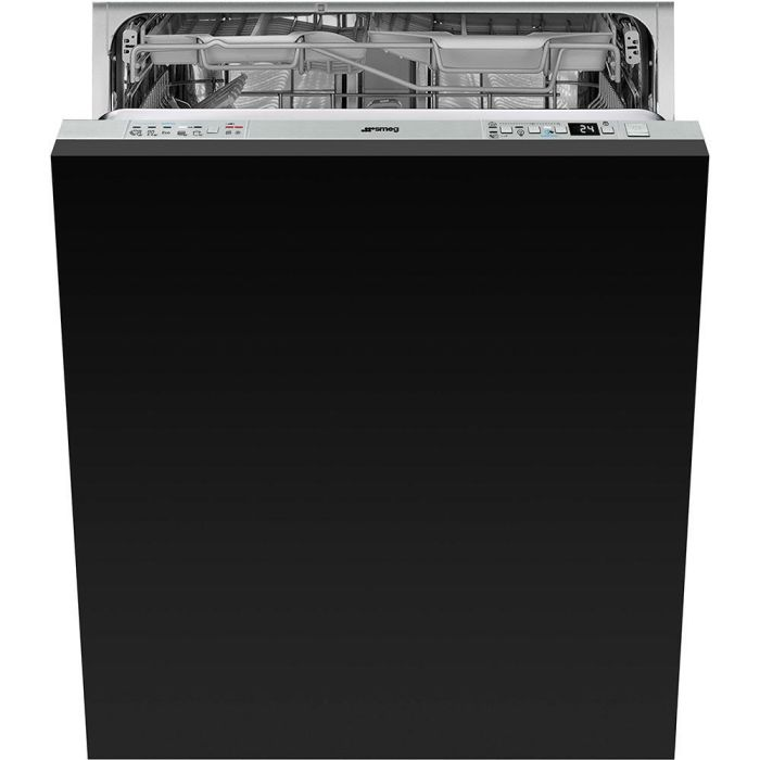 Smeg Built In 60 Cm Dishwasher Fully DI613PMAX - Fully Integrated Image 1