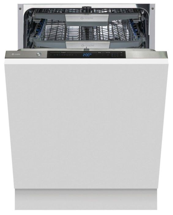 Caple Built In 60 Cm Dishwasher Fully DI652 - Fully Integrated Image 1