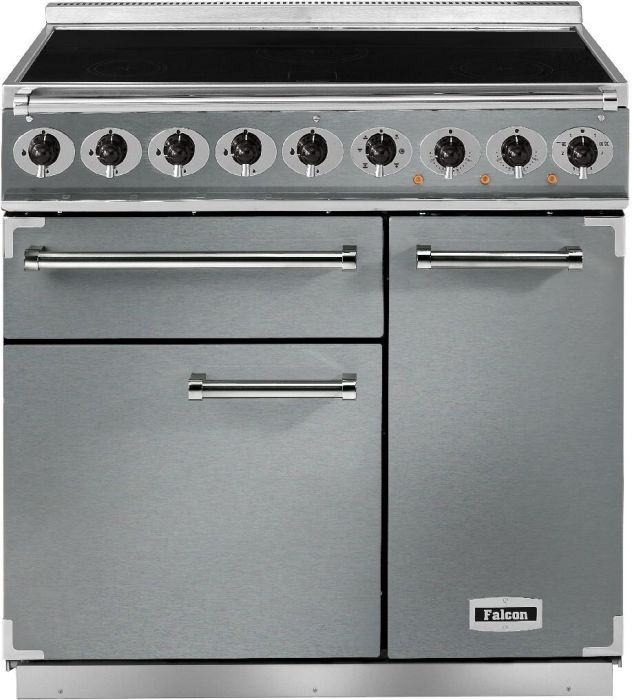 Falcon Range Cooker Induction F900DXEISS - Stainless Steel / Chrome Image 1