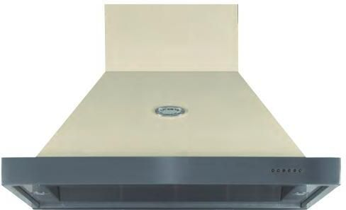 Lacanche Wall Mounted Hood FMH1500S - Various Colours Image 1