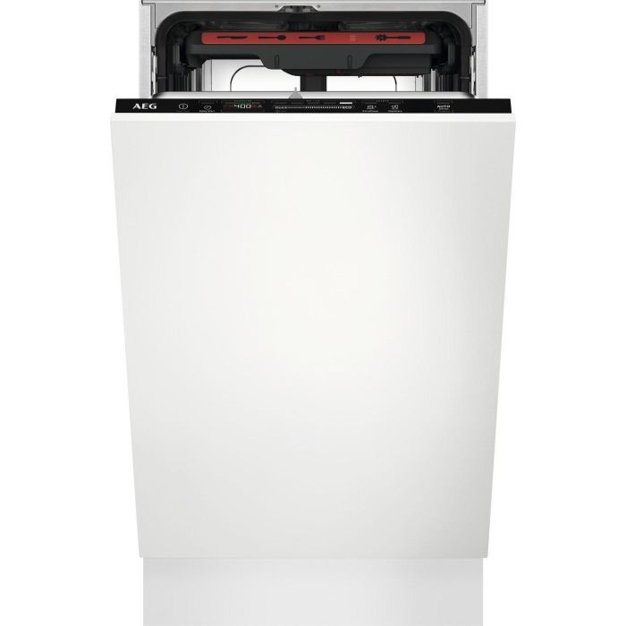 AEG Built In 45 Cm Dishwasher Fully FSE72507P - Fully Integrated Image 1