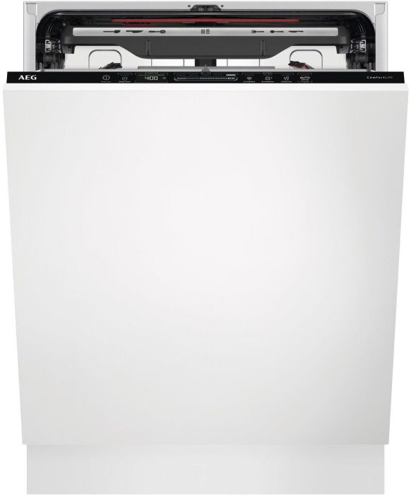 AEG Built In 60 Cm Dishwasher Fully FSE83837P - Fully Integrated Image 1