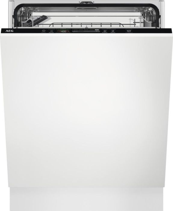 AEG Built In 60 Cm Dishwasher Fully FSS53637Z - Fully Integrated Image 1