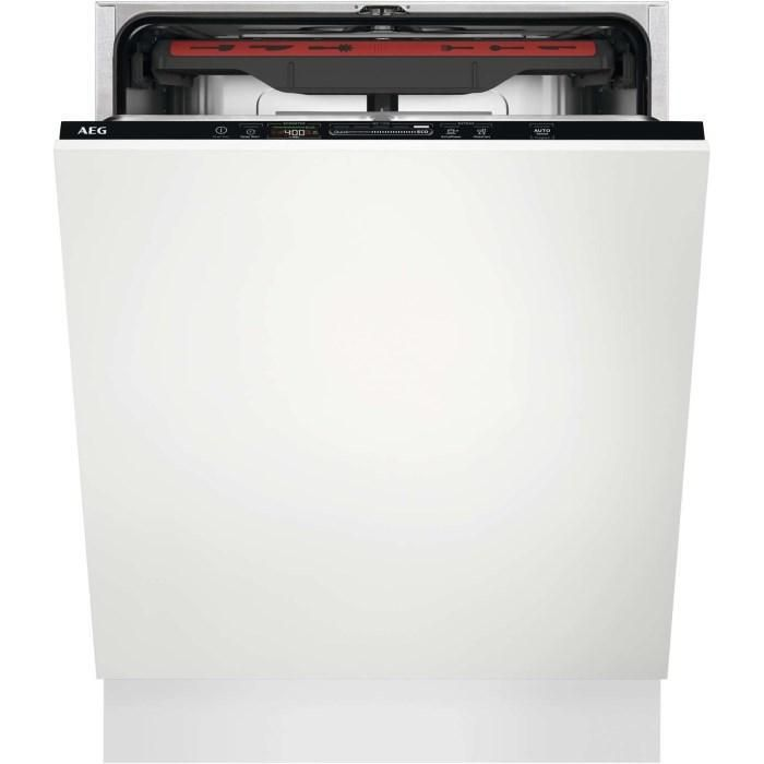 AEG Built In 60 Cm Dishwasher Fully FSS53907Z - Fully Integrated Image 1