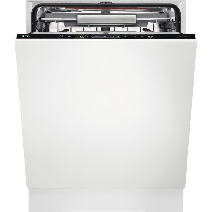 AEG Built In 60 Cm Dishwasher Fully FSS62807P - Fully Integrated Image 1