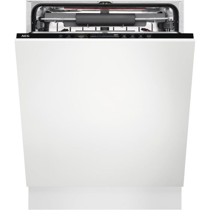 AEG Built In 60 Cm Dishwasher Fully FSS63707P - Fully Integrated Image 1