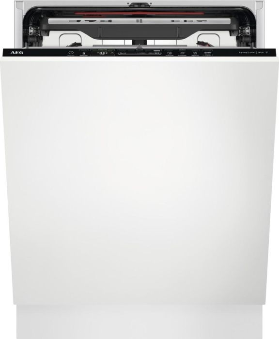 AEG Built In 60 Cm Dishwasher Fully FSS83708P - Fully Integrated Image 1