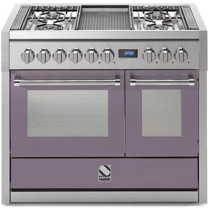 Steel Range Cooker Induction G10SF-5FI - Various Colours Image 1