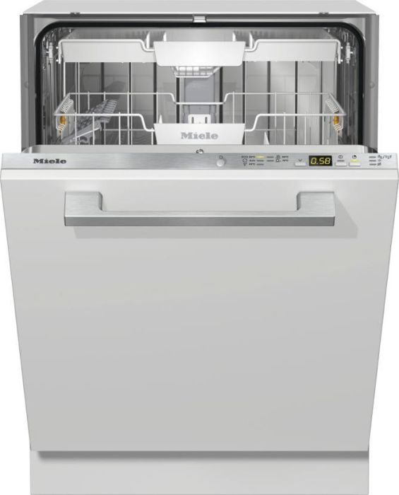 Miele Built In 60 Cm Dishwasher Fully G5055SCVI-XXL - Fully Integrated Image 1