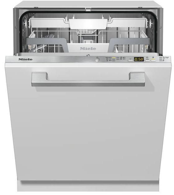 Miele Built In 60 Cm Dishwasher Fully G5077SCVI-XXL - Fully Integrated Image 1