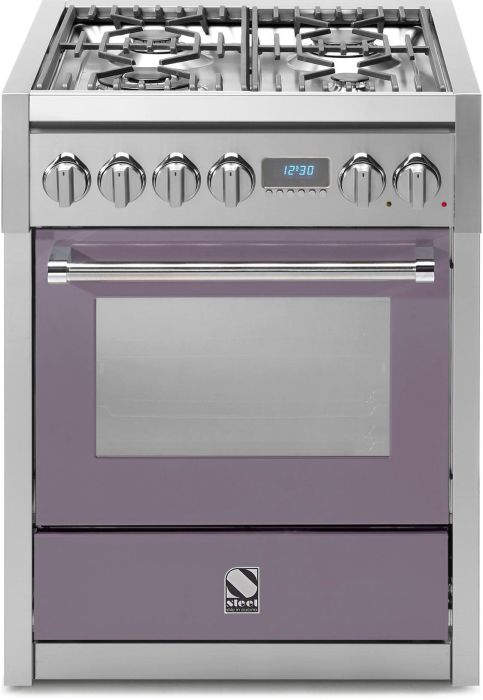 Steel Range Cooker Induction G7F-4I - Various Colours Image 1