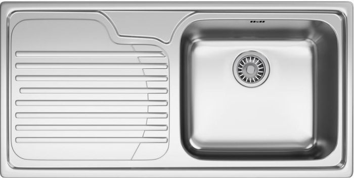 Franke 1.0 Bowl Sink GAX611LTC - Stainless Steel Image 1