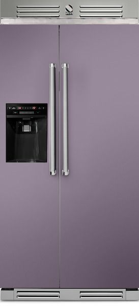 Steel Freestanding American Style Refrigeration GFR-9 - Various Colours Image 1