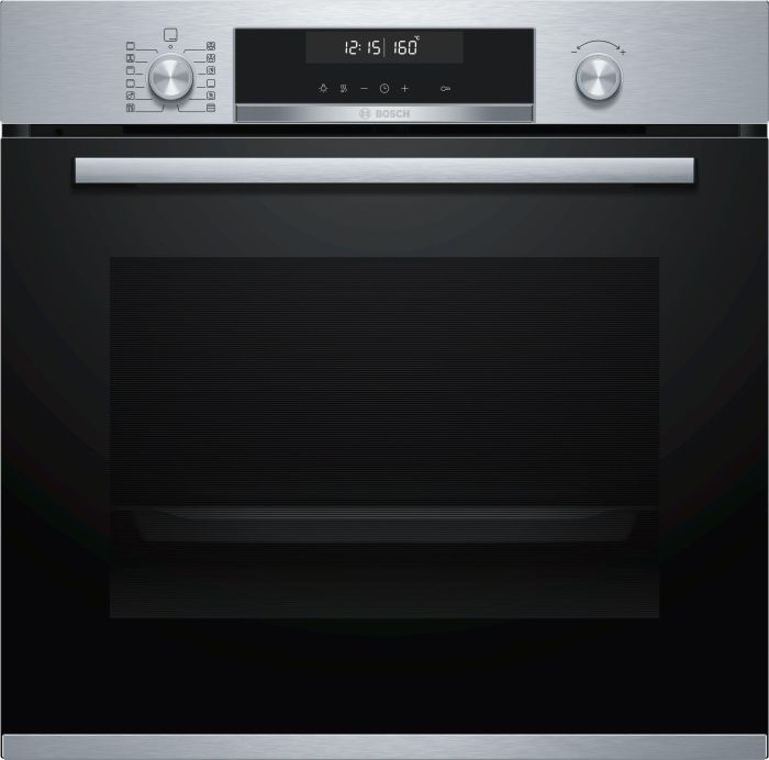 Bosch Single Oven Electric HBA5780S6B - Stainless Steel Image 1