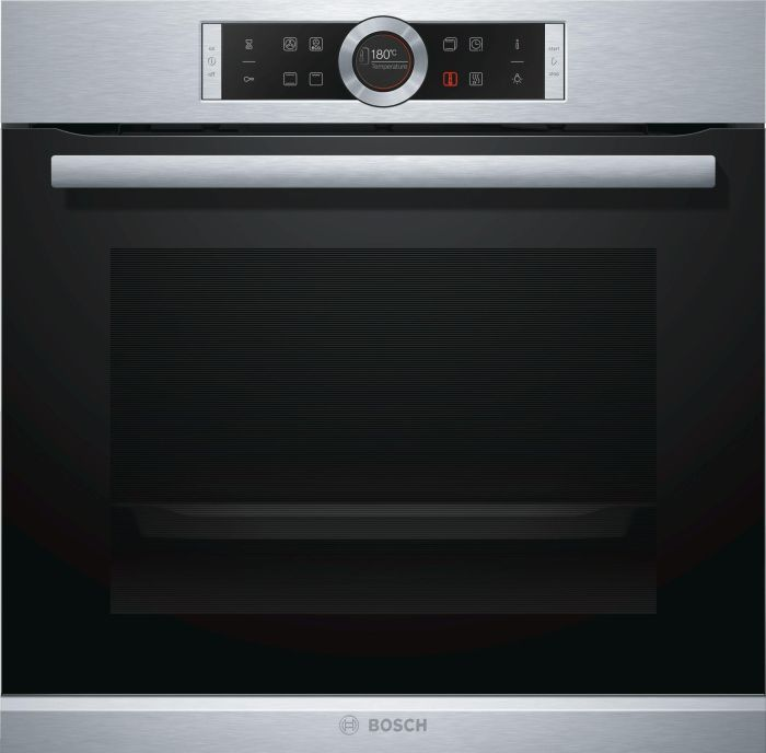 Bosch Single Oven Electric HBG634BS1B - Stainless Steel Image 1