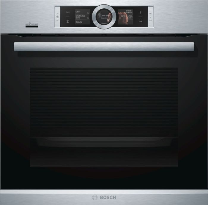 Bosch Single Oven Electric HBG6764S6B - Stainless Steel Image 1
