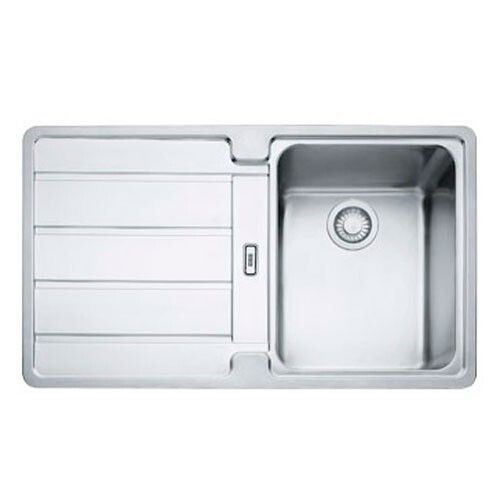 Franke 1.0 Bowl Sink HDX614RC - Stainless Steel Image 1