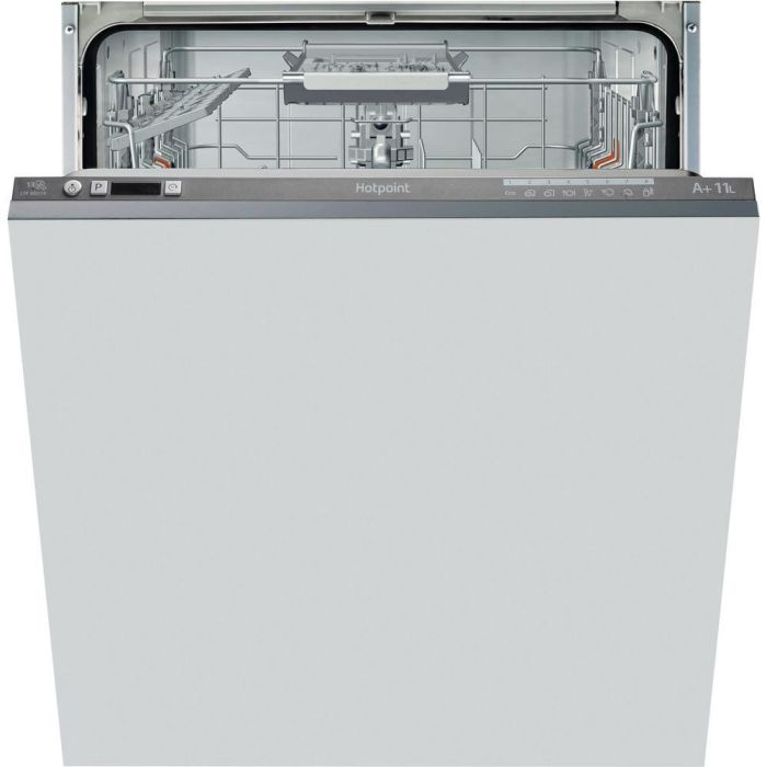 Hotpoint Built In 60 Cm Dishwasher Fully HEI49118C - Fully Integrated Image 1