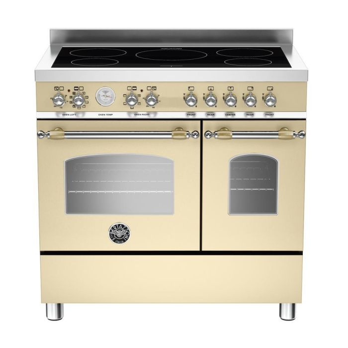 Bertazzoni Range Cooker Induction HER90-5I-MFE-D - Various Colours Image 1