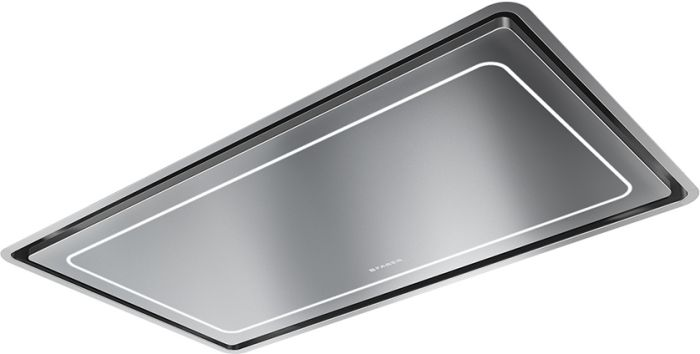 Faber Ceiling Integrated HIGH-LIGHT-RAD-BRS-X-A91 - Stainless Steel Image 1