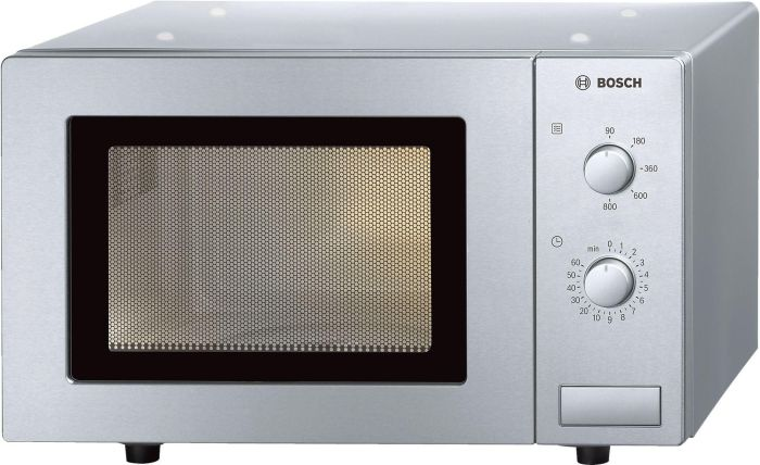 Bosch Microwave HMT72M450B - Stainless Steel Image 1