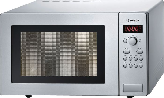Bosch Microwave HMT84M451B - Stainless Steel Image 1