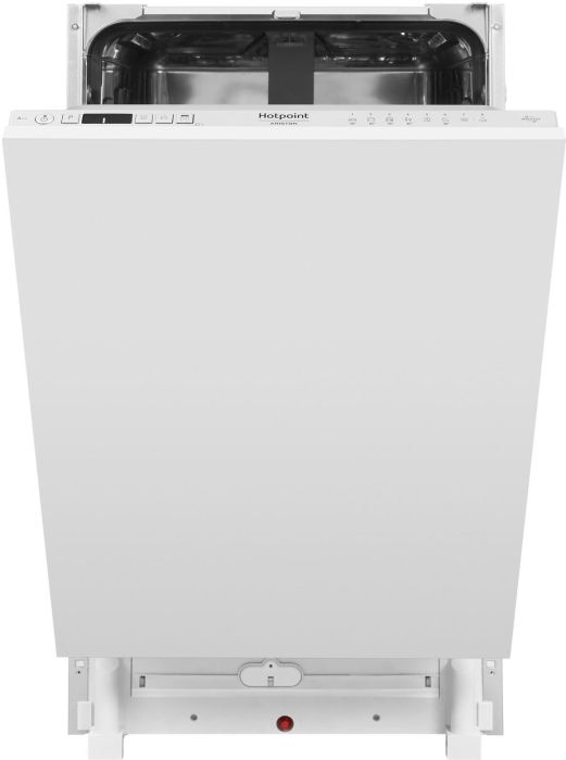 Hotpoint Built In 45 Cm Dishwasher Fully HSICIH4798BI - Fully Integrated Image 1