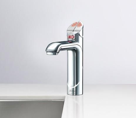 Zip Boiling Hot Water Tap HT1786UK - Chrome Image 1