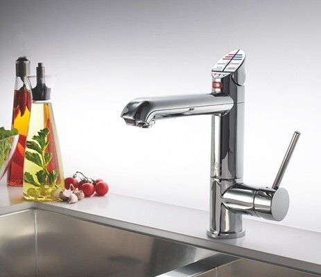 Zip Boiling Hot Water Tap HT1791Z1UK - Brushed Chrome Image 1