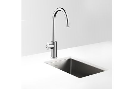 Zip Boiling Hot Water Tap HT2783Z1UK - Brushed Chrome Image 1