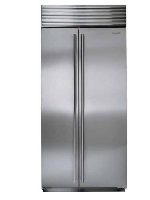 Sub-Zero Built In American Style Refrigeration ICBBI36S-S-TH - Stainless Steel Image 1