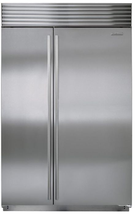 Sub-Zero Built In American Style Refrigeration ICBBI48S-S-TH - Stainless Steel Image 1